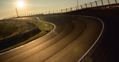 Le circuit de Zandvoort, aux Pays-Bas.