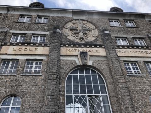 Le campus d'Égletons